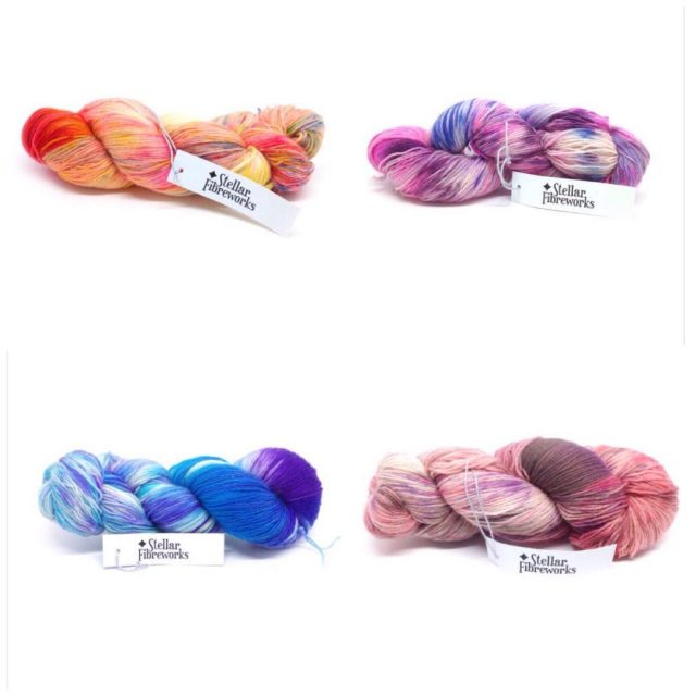 Some journeysockyarn by stellarfibreworks available now! Perfect for sock knittinghellip