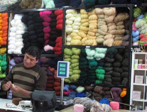 Yarn Journey – Argentina