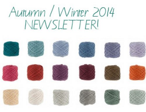 Autumn / Winter 2014 Newsletter