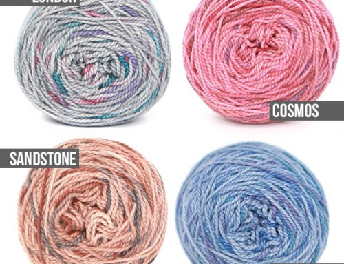 New Nurturing Fibres Eco-Cotton colourways!