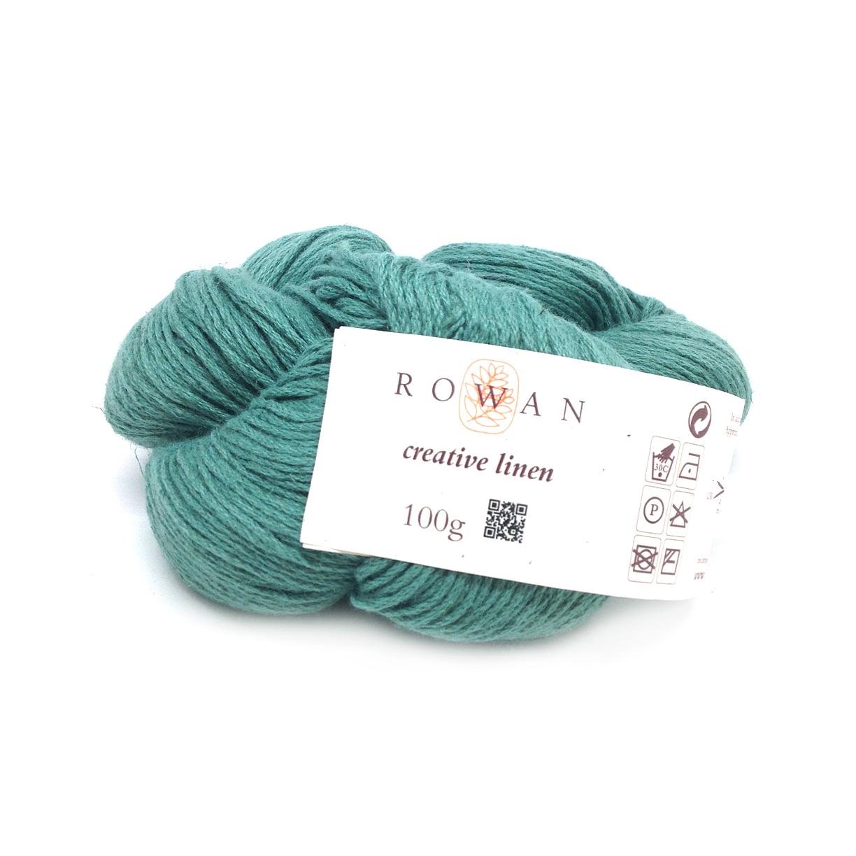 Rowan Creative Linen Natural Yarns