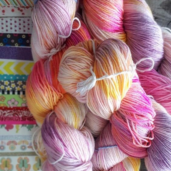 Colours new in studio stellarfibreworks handdyedyarn naturalyarnssa