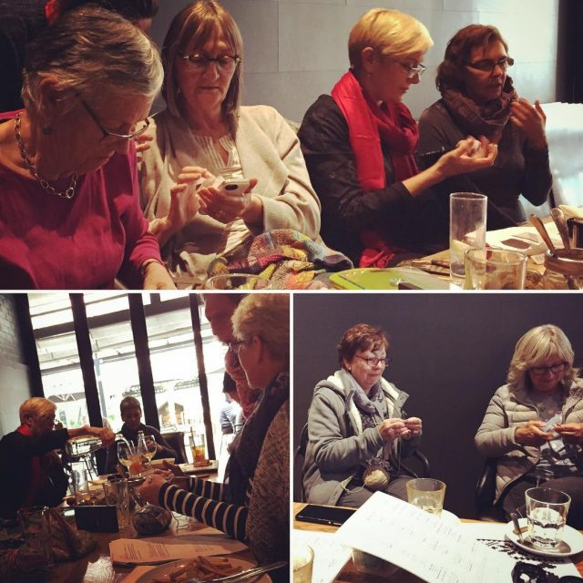 Really enjoyed the capetownknitandcrochet group yesterday!! Meetings every second Saturdayhellip