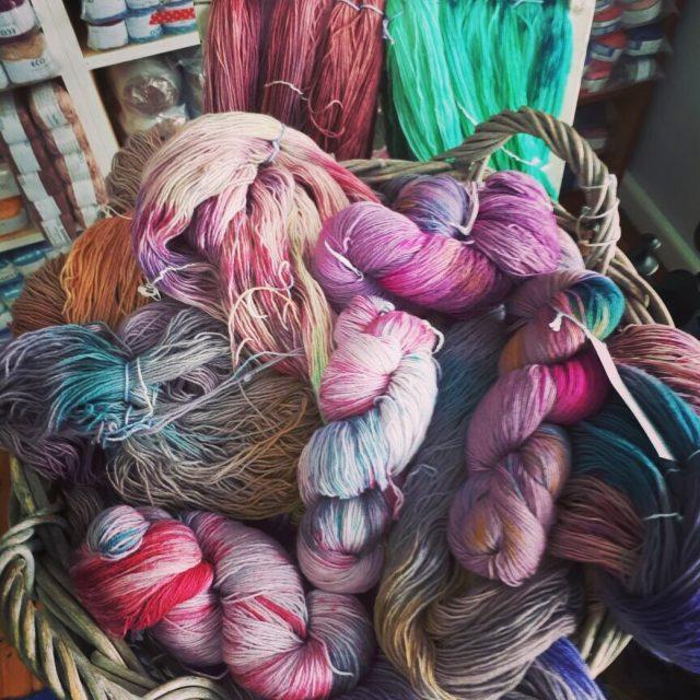 Labeling day stellarfibreworks naturalyarnssa proudlyouthafrican southafricanyarn dyersofinstagram handmadeincapetown