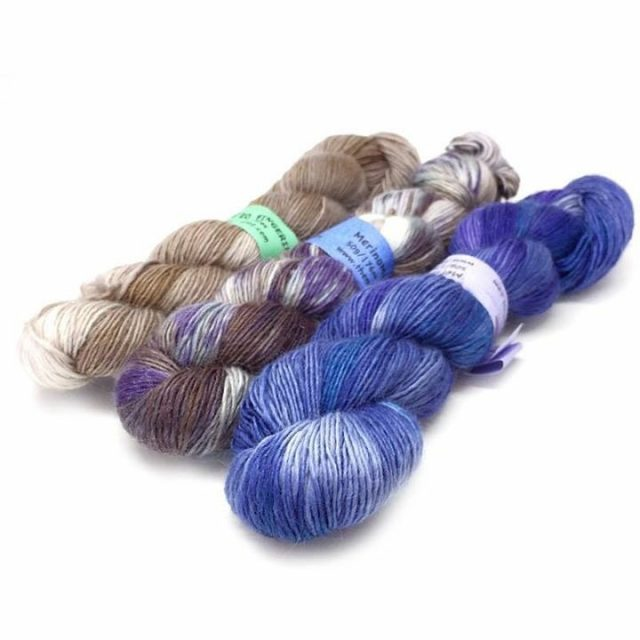 Gorgeous 8020 MerinoMohair from lindastreehouse now available in a lovelyhellip