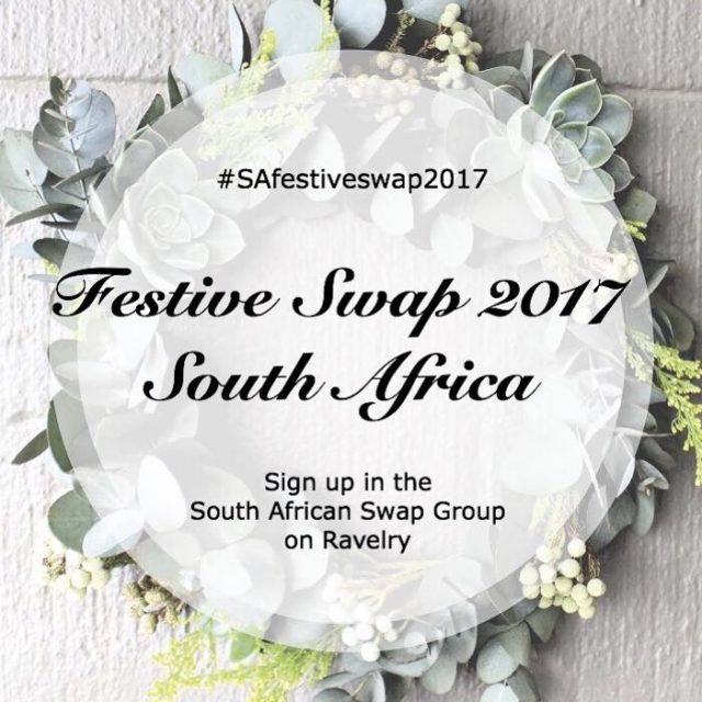 Come and join the South African Swap group on Ravelryhellip