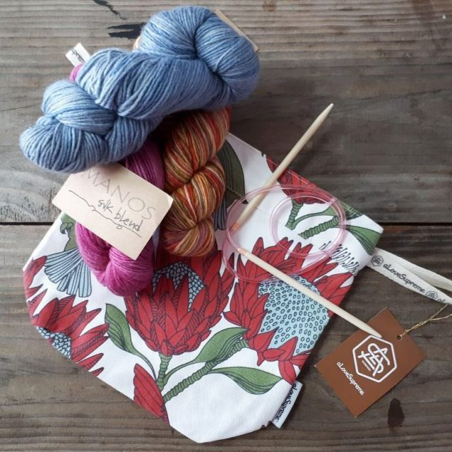 This combo of yarny crafty goodness makes me want tohellip