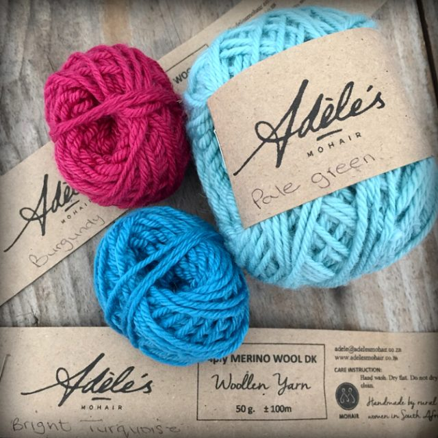 We have just loaded some DK Adeles Pure Wool DKhellip