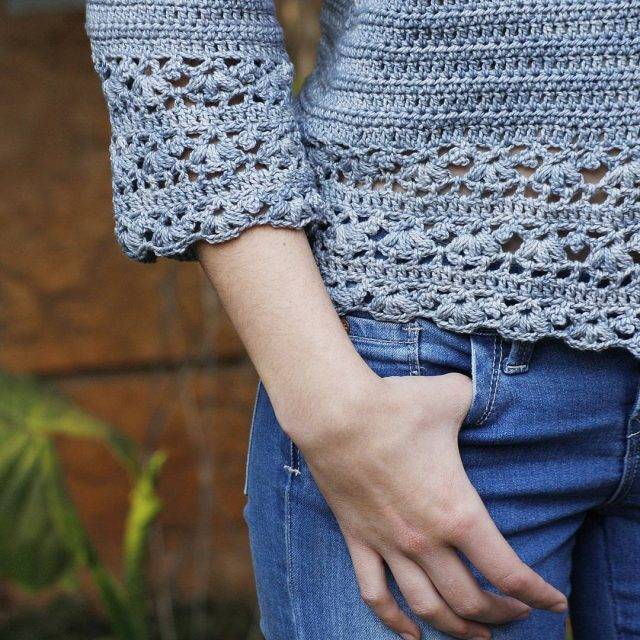 nurturingfibres just released a new pattern in EcoCotton! Ive puthellip
