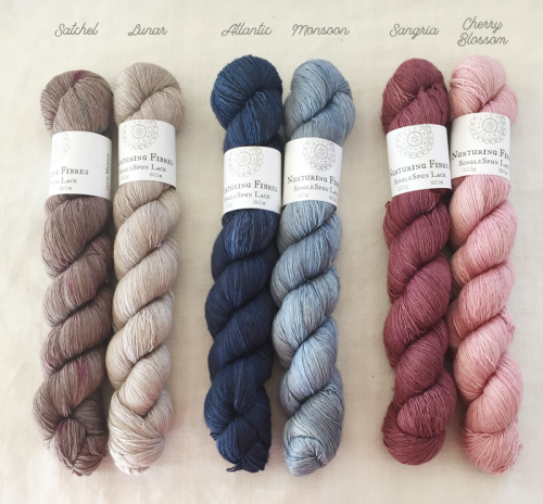 Care Blanket Project – Natural Yarns
