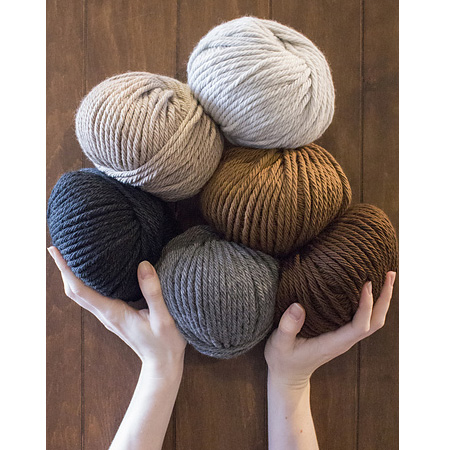 TOFT – Natural Yarns