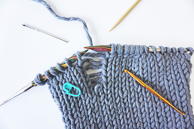 Fixing Knitting Mistakes Natural Yarns